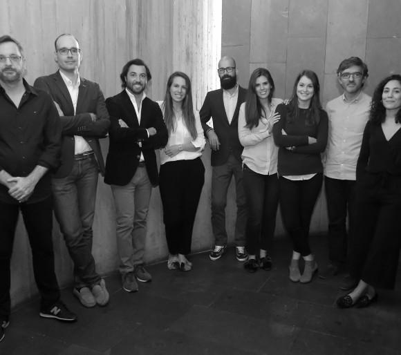 Architects. Partnership. team.
