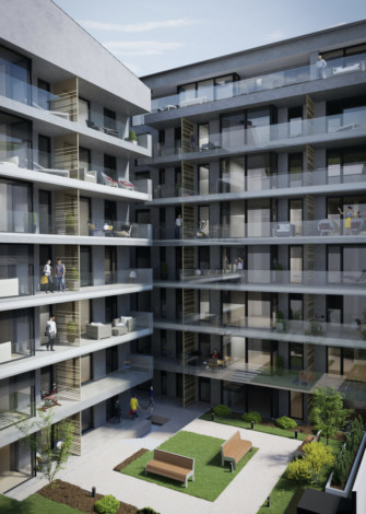 Co-living Coliving Design Architecture Sustainability