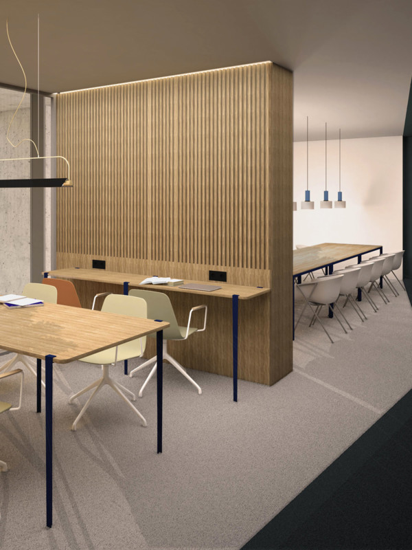 Work spaces co-working coworking coliving URA Urban Resident Apartments