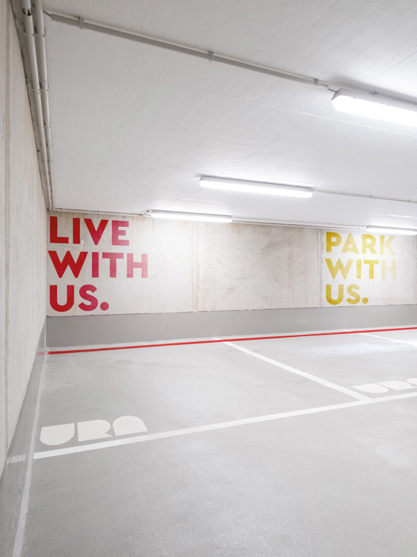 Car park parking Investment Prime location