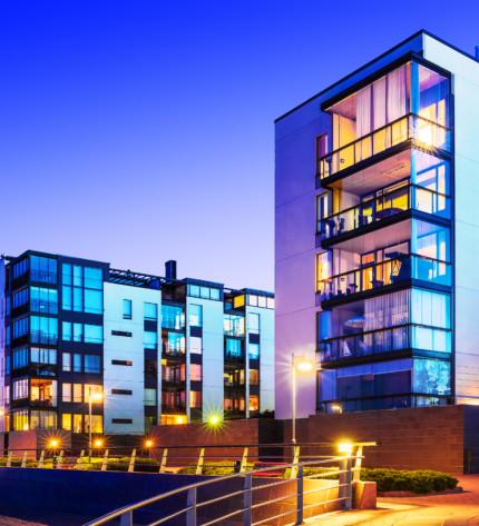 Smart Living Smart Building Real Estate Investments