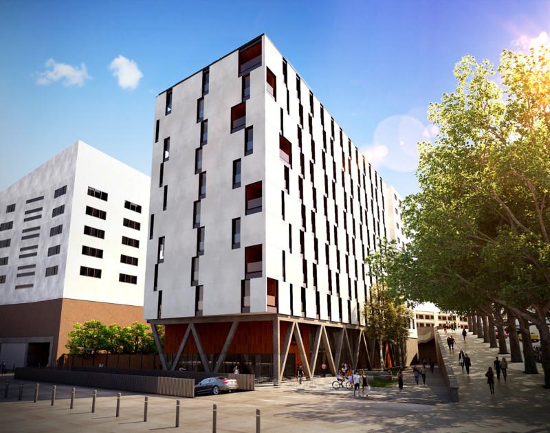 URA. Urban Resident Apartments